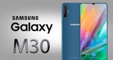 Рассекретили характеристики Samsung Galaxy M30