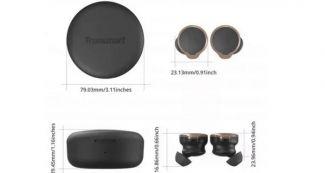 Tronsmart Apollo Bold: TWS-наушники с гибридным активным шумоподавлением и новым чипом Qualcomm