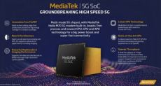 MediaTek 5G прошел испытание в Geekbench