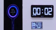 Слух: Xiaomi первыми представят зарядное устройство на 100 Вт для Mi 10