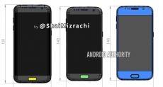 Samsung Galaxy S7 и S7 Edge получат изогнутые дисплеи