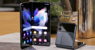 Что с надежностью и долговечностью Samsung Galaxy Z Fold 3 и Galaxy Z Flip 3