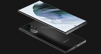 Первые рендеры Samsung Galaxy S22 Ultra подтверждают наличие S Pen