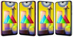Samsung Galaxy M31 уже появился в украинских интернет-магазинах