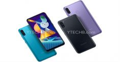 Samsung Galaxy M11: характеристики и изображения