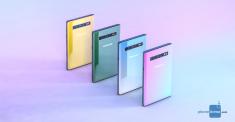 Samsung Galaxy Note 10 исполнит мечту о появлении бескнопочного мобильника