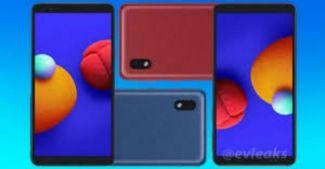 Анонс Samsung Galaxy A01 Core: простой и компактный смартфон по «народной» цене
