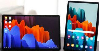 Представлены планшеты Samsung Galaxy A7 2020 и Galaxy Tab S7/S7+