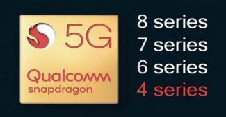 Производством 5G-чипов 400 серии Snapdragon займется Samsung