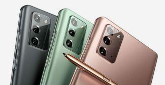 Samsung зарабатывает неприлично много на Galaxy Note 20 Ultra?