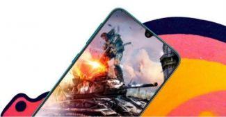 Тизер показал дизайн Samsung Galaxy F41