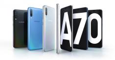 Анонс Samsung Galaxy A70 с емким аккумулятором и тройной камерой