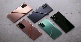 История линейки Samsung Galaxy Note завершена