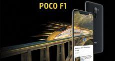 Для Pocophone F1 вышла стабильная сборка Android 10