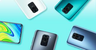Скидки дня: Redmi Note 9, наушники Xiaomi Air2 SE и FLOVEME