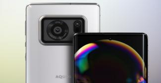 Анонс Sharp Aquos R6: уберфлагман с большой камерой Leica