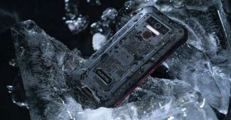 Вышел защищенный Oukitel WP5 Pro с огромной батарейкой