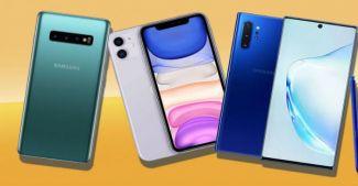 Samsung и Xiaomi постепенно отнимают долю у Huawei