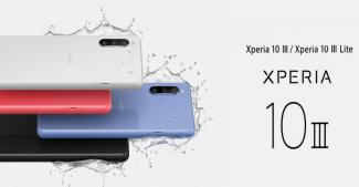 Анонс Sony Xperia 10 III Lite