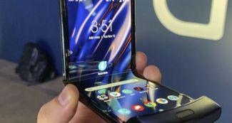 Motorola Razr 5G: как результат ощутимого апгрейда Razr 2019