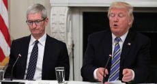 Дональд Трамп потребовал от Apple помочь США быть сильной страной