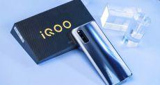 Анонс iQOO Z1: игровой субфлагман с Dimensity 1000+ и 144-Гц дисплеем