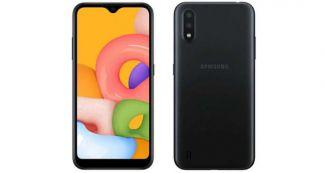 Samsung Galaxy A01 Core будет смартфоном начального уровня с Android 10