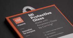 Появилось новое защитное стекло Xiaomi, созданное в сотрудничестве с Corning
