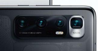 Показали Xiaomi Mi 10 Ultra: перископ и 120-кратный зум