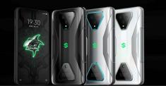Анонс Black Shark 3 и Black Shark 3 Pro: Xiaomi переосмыслила каким должен быть игровой смартфон