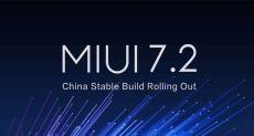 Вышло обновление MIUI 7.2