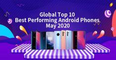 Чемпионы мощности и силы: рейтинг самых лучших смартфонов мая