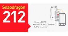 Snapdragon 212 сделает дом «умнее»