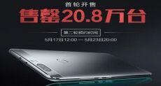 Huawei Honor V8: продажи смартфона идут на рекорд