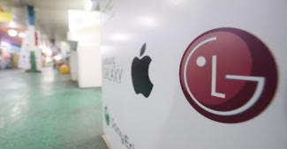 LG передумала. Альянс с Apple против Samsung