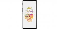 OnePlus 5T появился в предзаказе у ритейлера