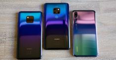 Huawei представила специальные версии Mate 20 и Nova 4