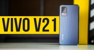 Vivo V21 и Vivo V21e: тонкие и с качественной фронталкой
