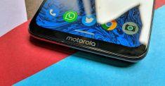 Motorola готовит смартфон с выдвижной фронталкой. Moto Z4 Force?
