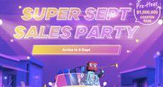 Сентябрьская мега-распродажа от Gearbest: скидки, купоны и подарки