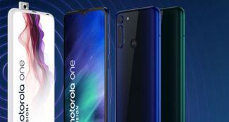 Представлен выносливый Motorola One Fusion