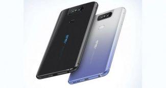 В сети появились характеристики Asus Zenfone 7