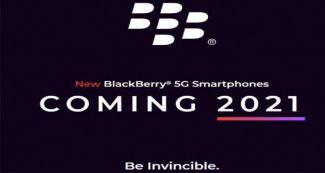 Blackberry: I'll be back