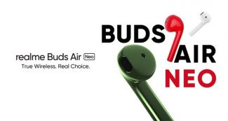 Realme Band, Realme Watch, Realme Buds Air Neo: цены для Европы