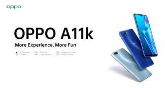 Вышел Oppo A11k: простой, выносливый и бюджетный