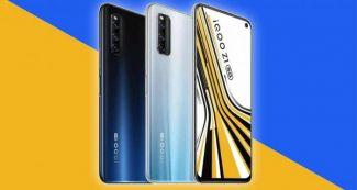 О смартфоне iQOO Z1x известно практически все