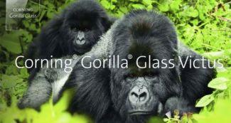 Новое стекло Gorilla Glass Victus выдержит падение с высоты 2 метров