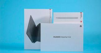 Представлены планшеты Huawei Enjoy Tablet 2 и Huawei MatePad 10.8