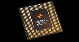 Представлен чип Dimensity 720 с ориентиром на средний класс