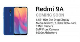 Redmi 9A и Xiaomi Mi Band 4C: гаджеты, которые рассекретили
